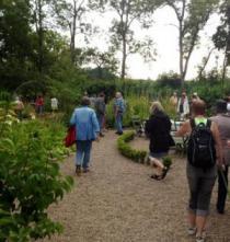 Trädgården öppning 2017